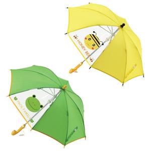 カエルorみつばち傘